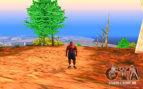 Summer Colormod para GTA San Andreas terceira tela