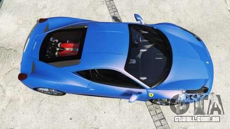 GTA 5 Ferrari 458 Italia v2.0 [replace] voltar vista
