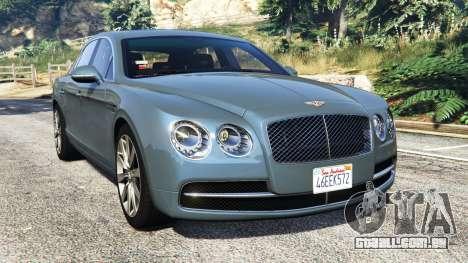 Bentley Flying Spur [add-on] para GTA 5