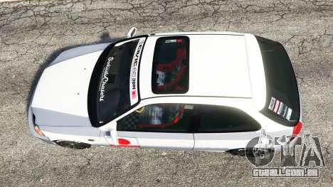 Honda Civic EK9 [kanjo edition] [replace] para GTA 5
