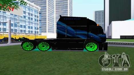 KAMAZ 54112 RIAT TANKER para GTA San Andreas