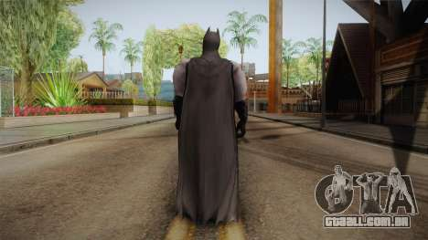 Batman Begins (Arkham City Edition) para GTA San Andreas terceira tela