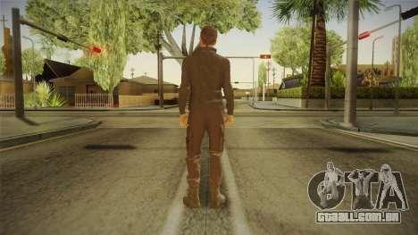 Quantum Break - Paul Serene (Aidan Gillen) para GTA San Andreas