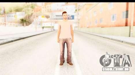 GTA 5 Random Skin 6 para GTA San Andreas segunda tela