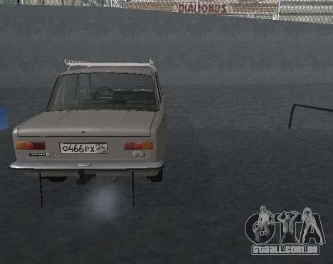 VAZ 21013 Krasnoyarsk stil para GTA San Andreas esquerda vista