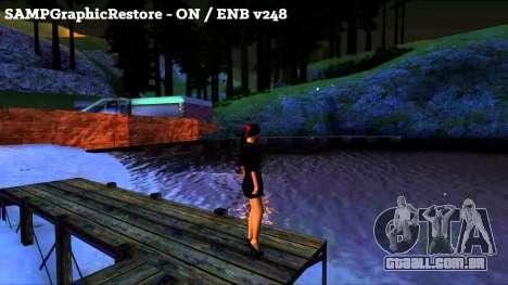 SAMP Graphic Restore para GTA San Andreas