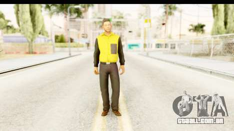 Will Smith Fresh Prince of Bel Air v1 para GTA San Andreas segunda tela