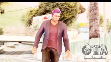 GTA 5 Random Skin 1 para GTA San Andreas