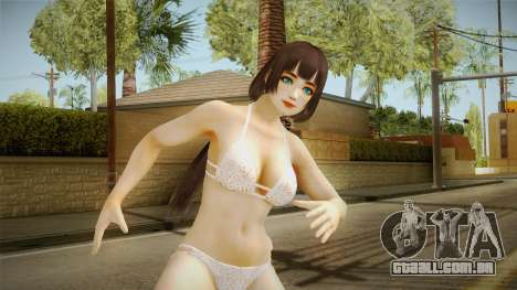 Naotora Li Macchiato Lace Bikini para GTA San Andreas