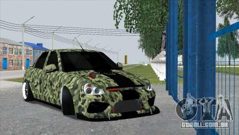 Lada Priora Style para GTA San Andreas