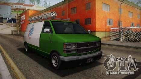 GTA 4 Burrito para GTA San Andreas
