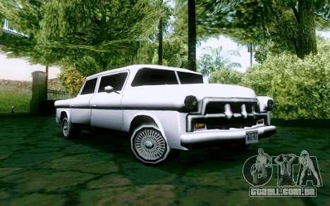 Walton Sedan para GTA San Andreas
