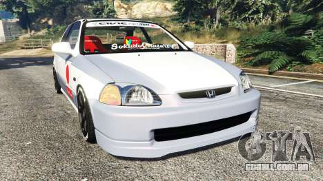 Honda Civic EK9 [kanjo edition] [replace] para GTA 5
