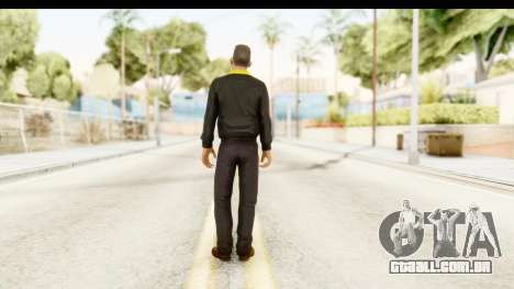 Will Smith Fresh Prince of Bel Air v1 para GTA San Andreas terceira tela