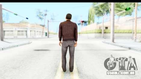 GTA 5 Korean Gangster 1 para GTA San Andreas terceira tela
