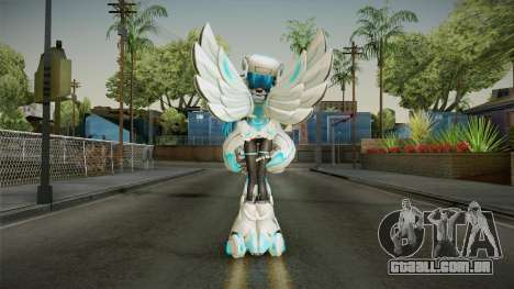 NEXT White Heart para GTA San Andreas
