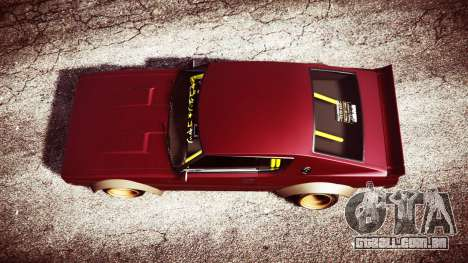 GTA 5 Nissan Skyline GT-R C110 Liberty Walk [replace] voltar vista