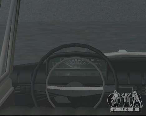 VAZ 21013 Krasnoyarsk stil para GTA San Andreas