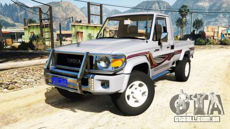 GTA 5 Toyota Land Cruiser (J79) 2016 volante