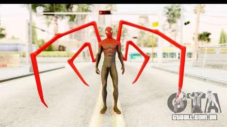 TASM2- Superior Spider-Man v2 para GTA San Andreas segunda tela