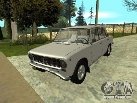 VAZ 21013 124RUSSIA 2 para GTA San Andreas vista direita