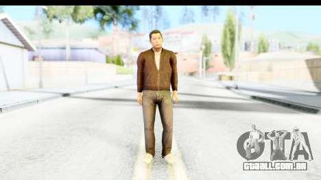 GTA 5 Korean Gangster 1 para GTA San Andreas segunda tela