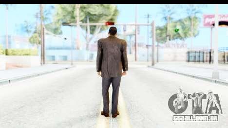 GTA 5 Korean Gangster 3 para GTA San Andreas terceira tela