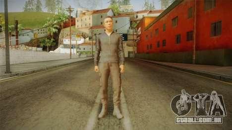 Quantum Break - Paul Serene (Aidan Gillen) para GTA San Andreas segunda tela