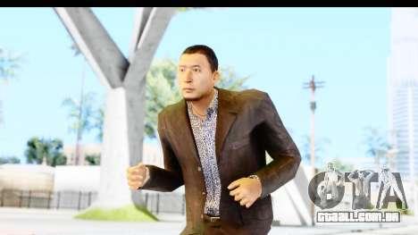 GTA 5 Korean Gangster 3 para GTA San Andreas