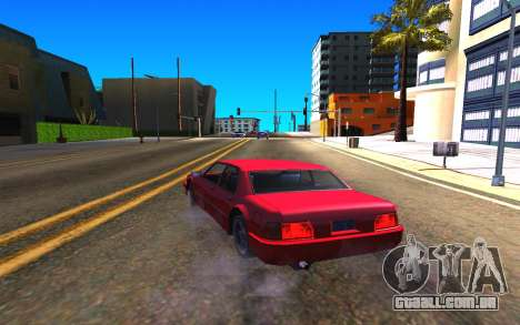 Summer Colormod para GTA San Andreas