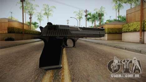 Counter Strike: Source - Desert Eagle para GTA San Andreas terceira tela