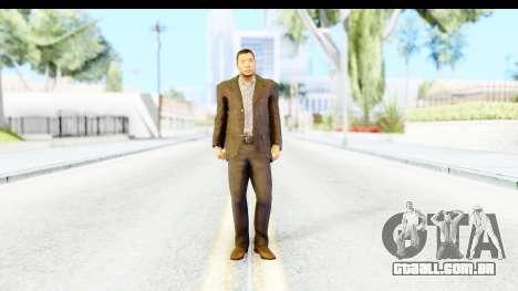 GTA 5 Korean Gangster 3 para GTA San Andreas segunda tela