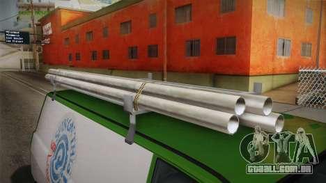GTA 4 Burrito para GTA San Andreas vista interior