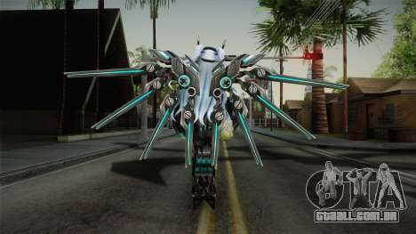 NEXT Black Heart para GTA San Andreas terceira tela