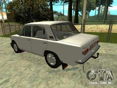 VAZ 21013 124RUSSIA para GTA San Andreas esquerda vista