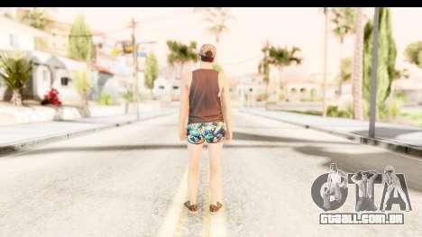 GTA 5 Random Skin 3 para GTA San Andreas terceira tela