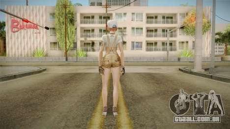 Crossfire Fox Undercover para GTA San Andreas
