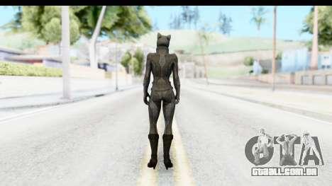 Batman:AC - Catwoman LP para GTA San Andreas terceira tela