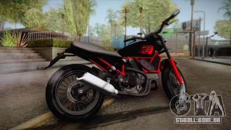 GTA 5 Pegassi Esskey PJ1 para GTA San Andreas
