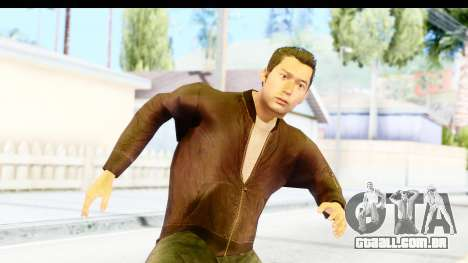 GTA 5 Korean Gangster 1 para GTA San Andreas