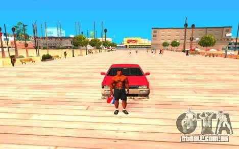 Summer Colormod para GTA San Andreas segunda tela