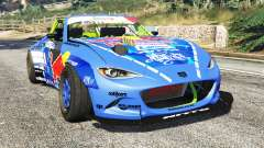 Mazda MX-5 (ND) RADBUL Mad Mike [replace]