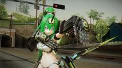 NEXT Green Heart para GTA San Andreas