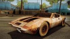 AMC AMX 3 39 1970 Rust para GTA San Andreas
