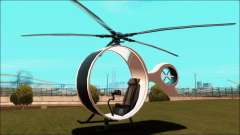 Futuristic Helicopter