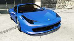 Ferrari 458 Italia v2.0 [replace]