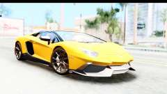 Lamborghini Aventador LP720-4 Roadster 2013