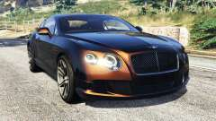 Bentley Continental GT 2012 [replace]