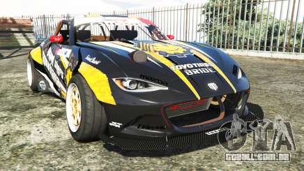 Mazda MX-5 (ND) RADBUL Mango v1.1 [replace] para GTA 5