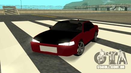 Sultan Kaefoon para GTA San Andreas